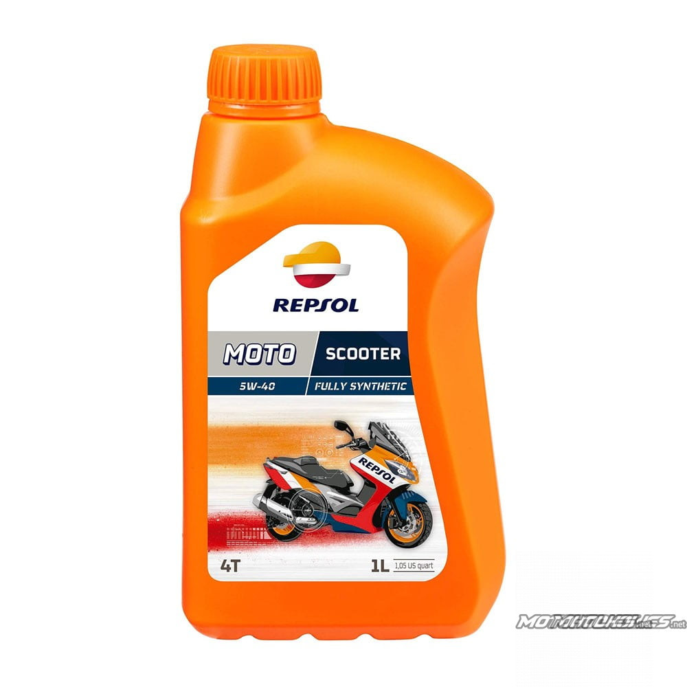 REPSOL SCOOTER 5W-40