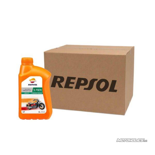 repsol v twin box