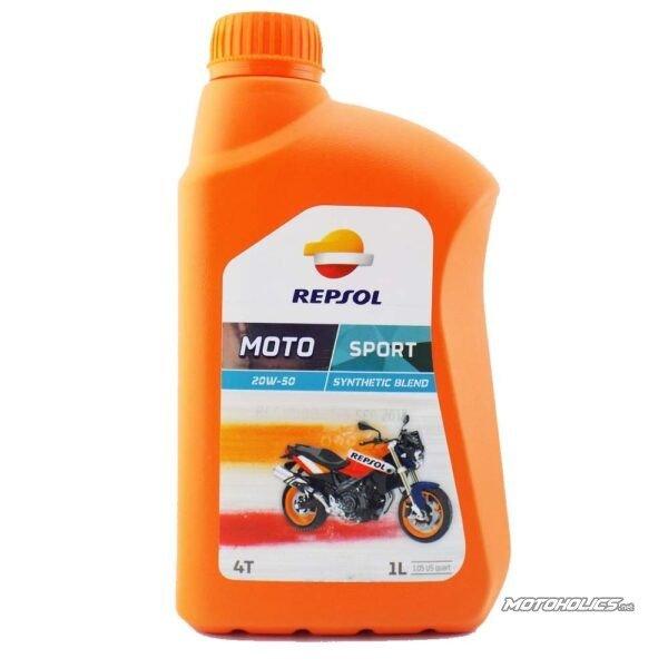 Repsol Sport 20W-50 (1 Liter)