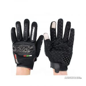 madbike gloves -black