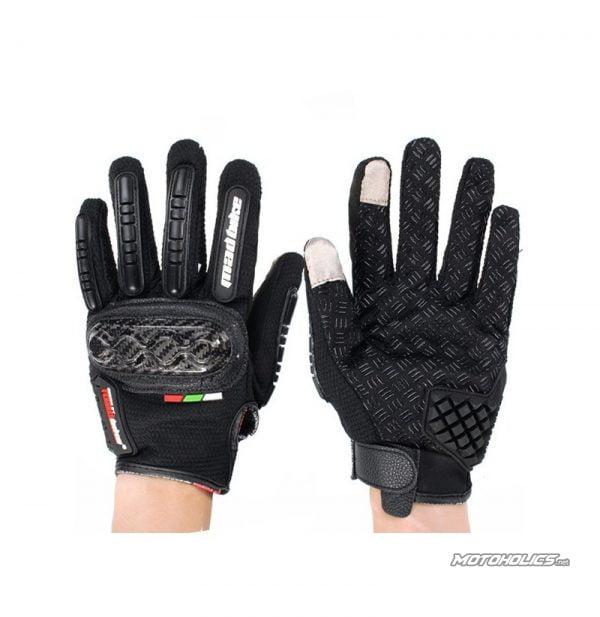 madbike gloves -black