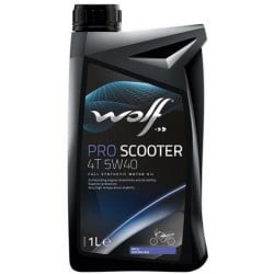 wolf Pro Scooter 4T 5W40 (1 Liter)
